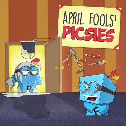 April Fools' Picsies Package