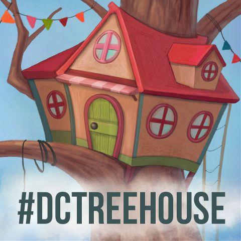 tree house drawing contest