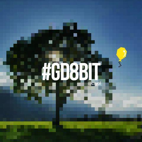 8 bit graphic design contest