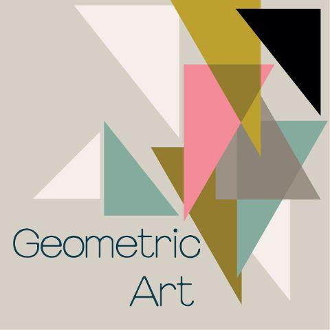 geometric art clipart