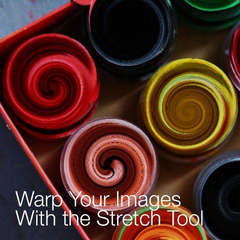 Stretch Tool tutorial
