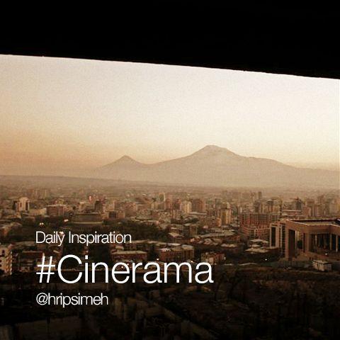 #cinerama photo effect