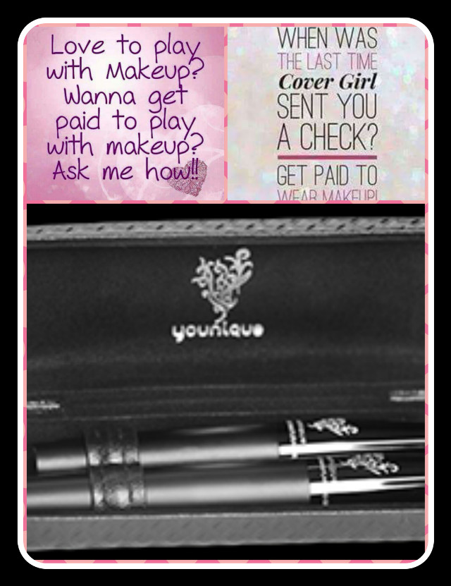 #beauty #mascara #makeup #fashion  #cute  Youniqueproducts.com/JoannaR