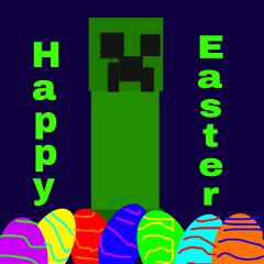 happy eggs minecraft sssss boom