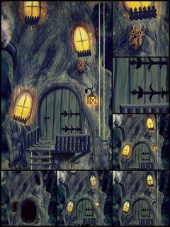 stepbystep treehouse owl tutorial
