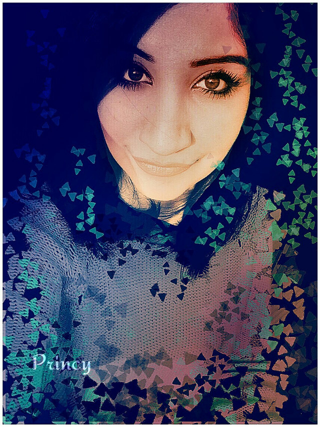#edited your beautiful picture @brzo Hope you liked it <3 ......#artistc #artisticselfie  #colorful
