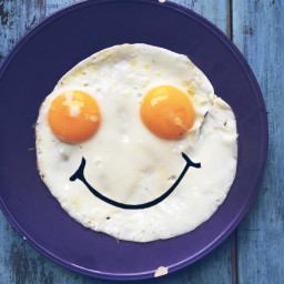 morning breakfast smiley