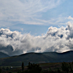 photography nature travel cloud