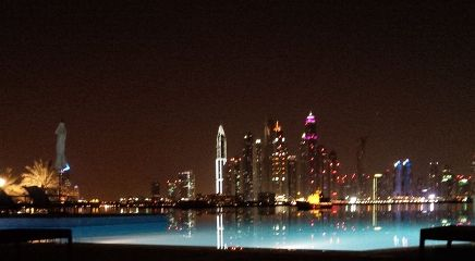 dubai swimming