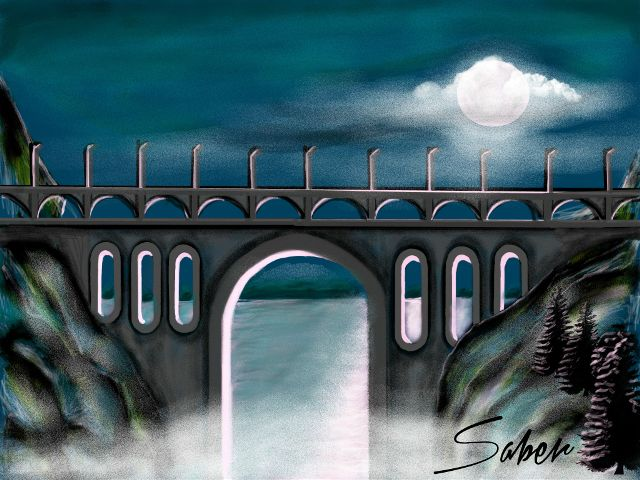 bridge drawing contest winner