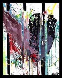 art abstractart paintings lebohemianmuse