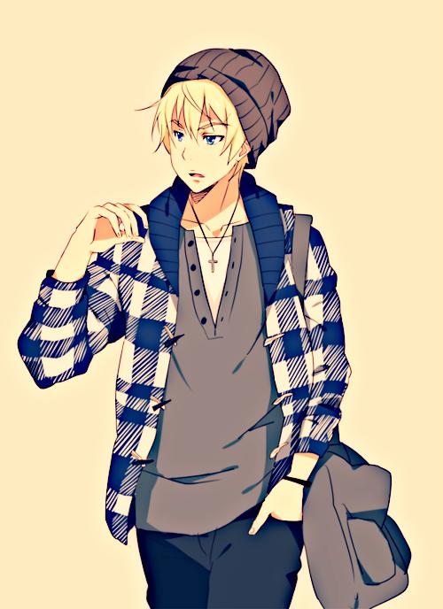 Finally A Anime Guy That Actually Looks Like Me Teen-9023