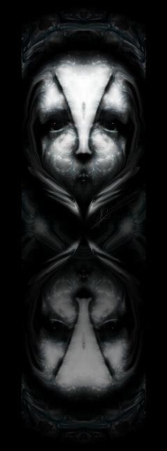 mirrored artisticselfie