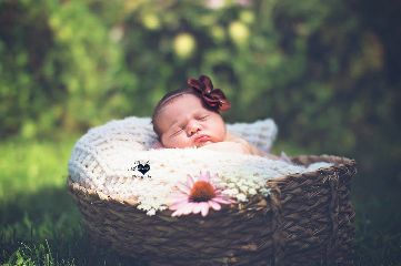 baby fantasy cute portrait summer