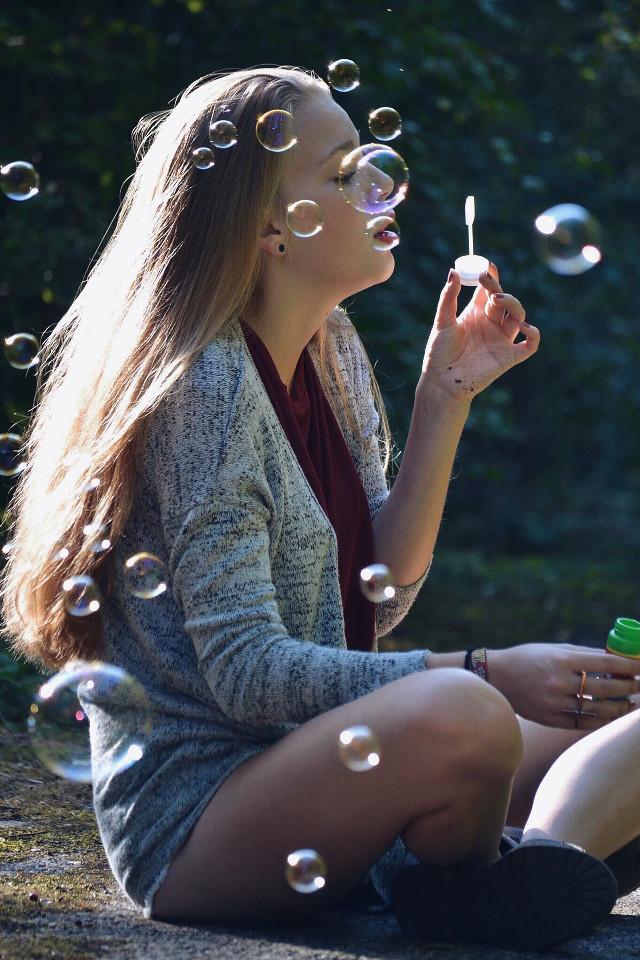 #seifenblasen 🌸 wie gehts euch so? 😊😘