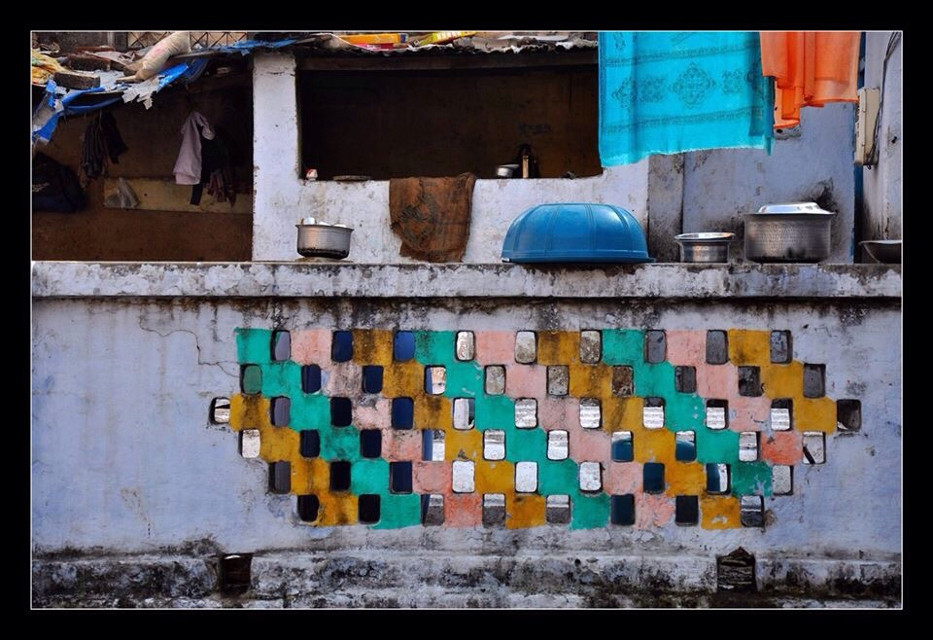 #walk #stroll #patterns #colours #earthy #lane #compound #boundary #limit #access #utensils #morning #interesting