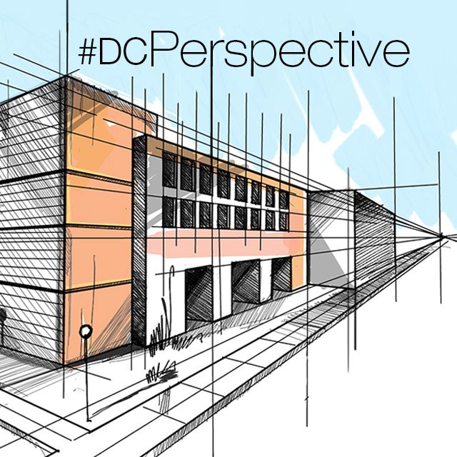 Perspective drawing art competition