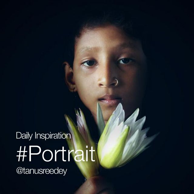 Daily inspiration portrait photography